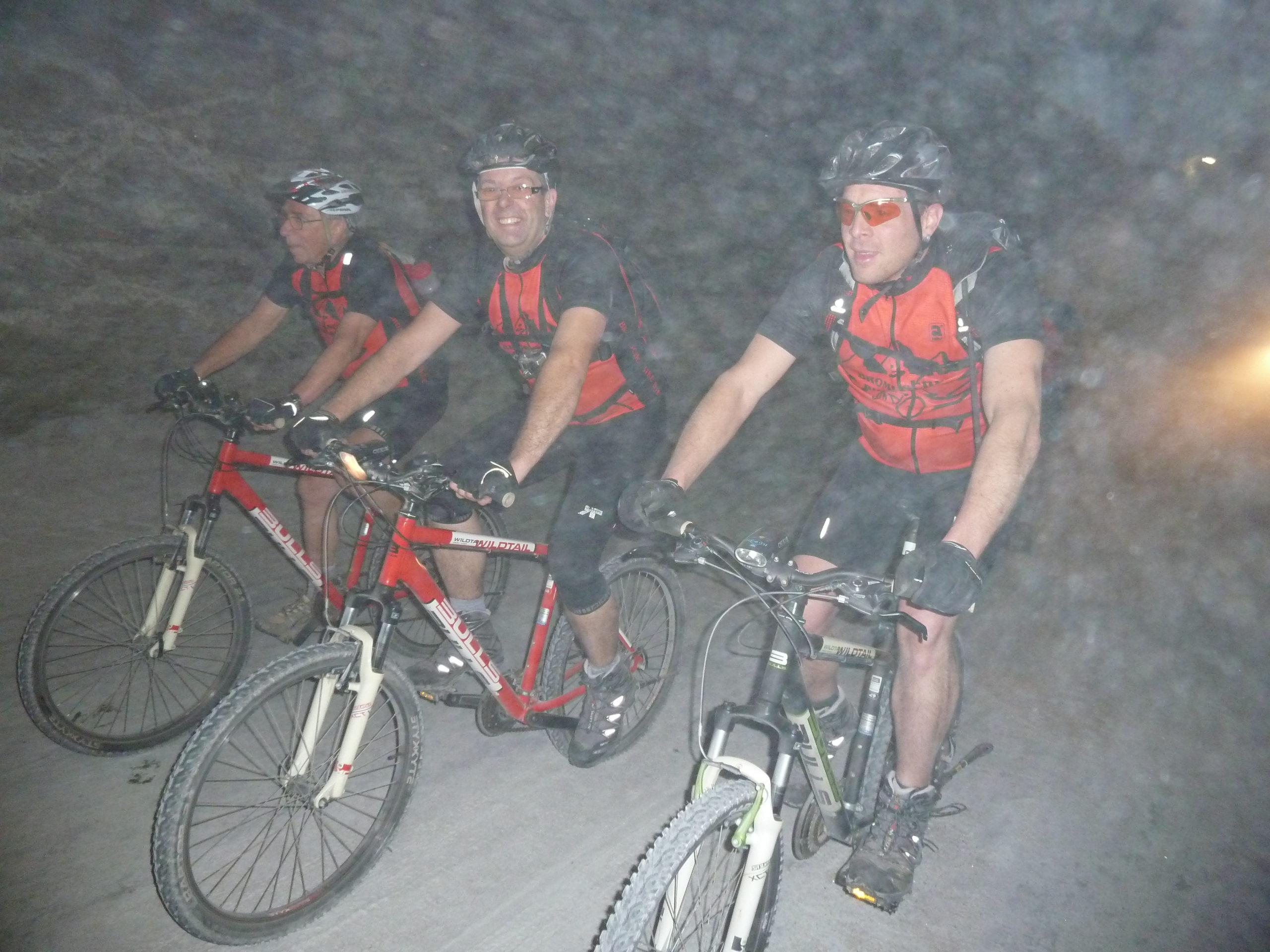 Biken unter Tage – Bergwerks-Tour Sondershausen