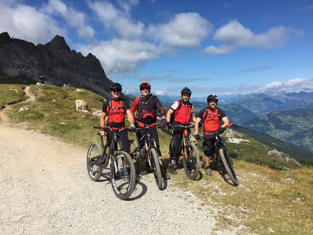 3 Tage Single-Trail-Spass in Davos