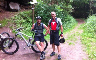 Funky Forty Five – Einer der besten Trails in Deutschland