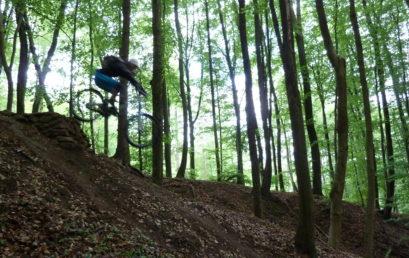 Freeride-Tour mit Mountainbike-Legende Richie Schley
