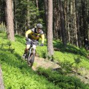 Freeride-Tour mit Bike-Freunden aus Thun (CH)