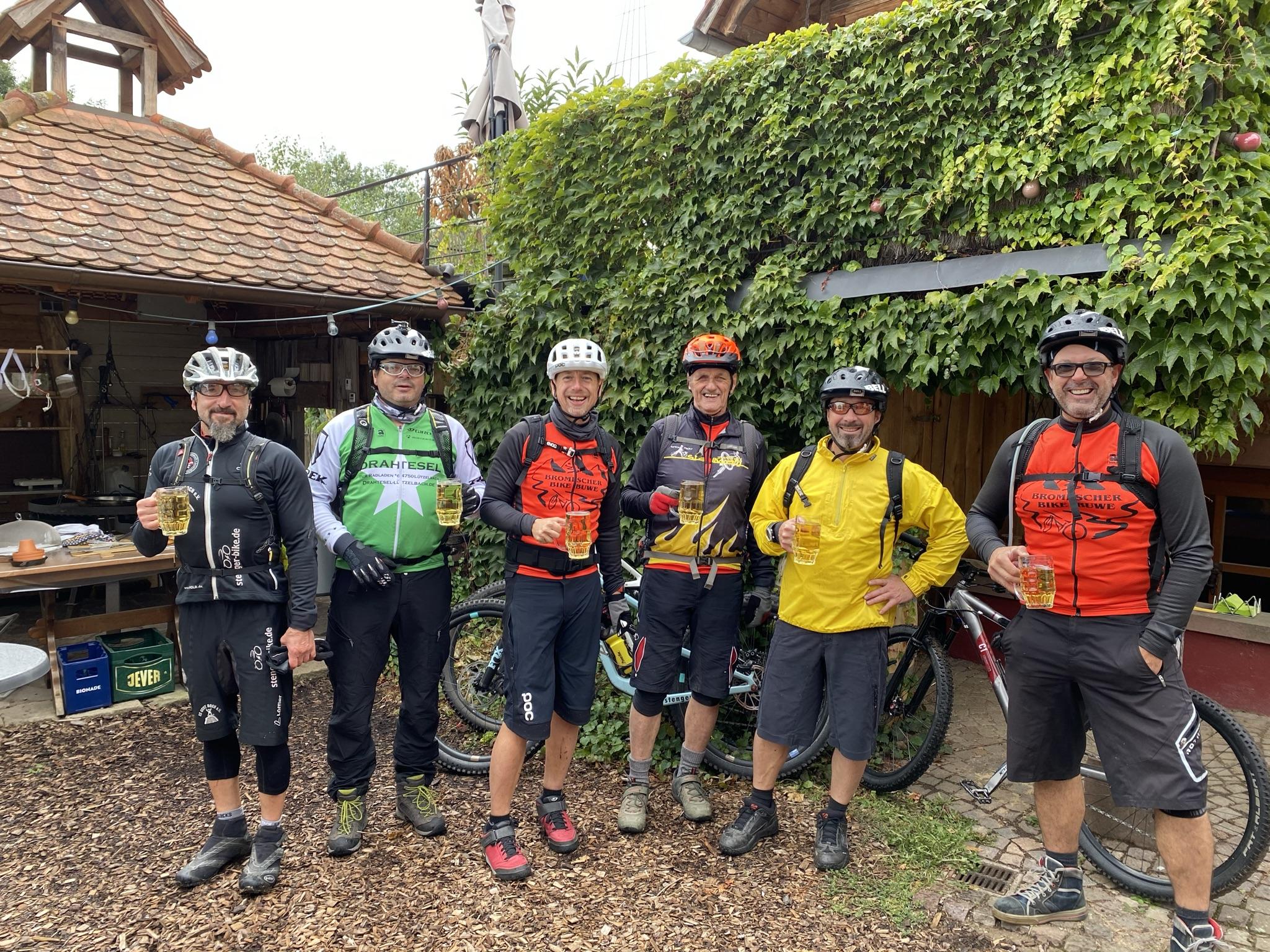 Bromischer Kerb 2020 – Eine Tour der besonderen Art unter besonderen Voraussetzungen