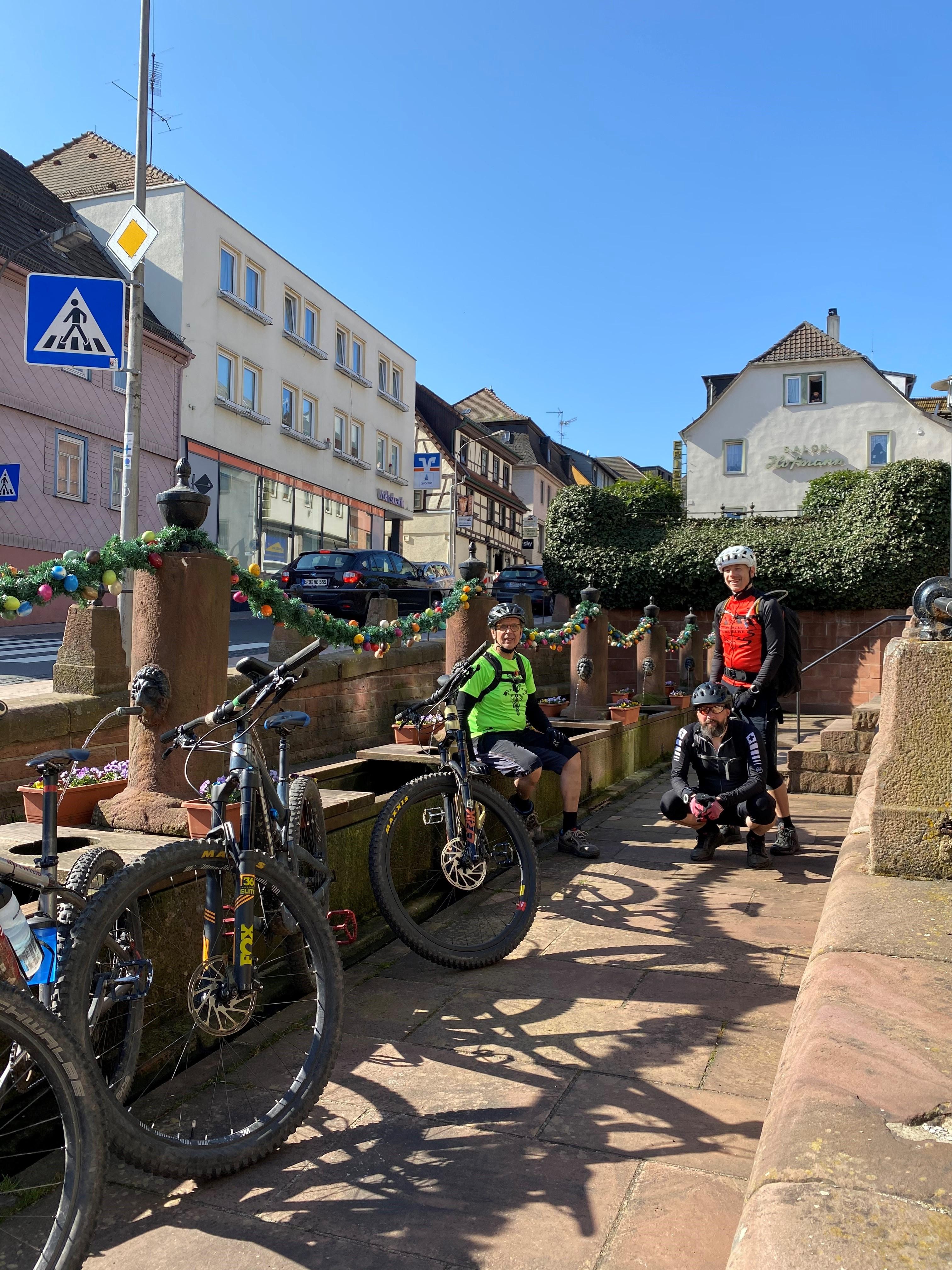 Mümlingtal-Umrundung der Bromischer Bike Buwe